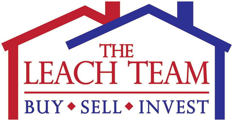 The Leach Team Logo Buy Sell Invest